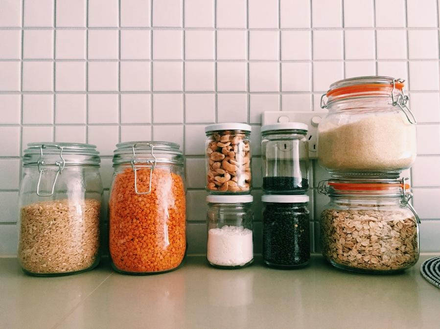 zero waste bulk food